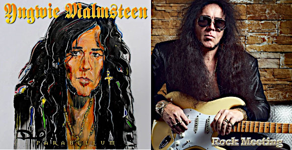 yngwie malmsteen parabellum nouvel album wolves at the door video