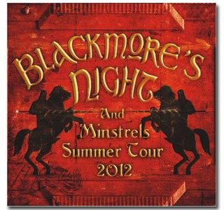 BLACKMORE'S NIGHT A knight in York nouveau DVD