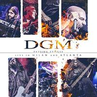 DGM - Passing Stages: Live in Milan and Atlanta - 2CD + DVD