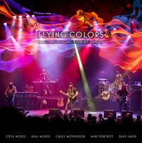 FLYING COLORS Second flight : live at the z7