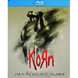 KORN Live At The Hollywood Palladium
