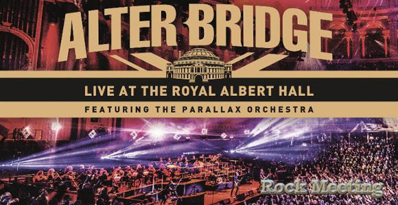 alter bridge live at the royal albert hall featuring the parallax orchestra