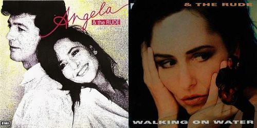 ANGELA AND THE RUDE  Young Souls / Walking On Water