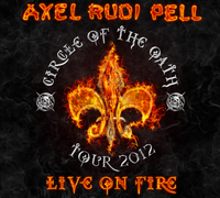 AXEL RUDI PELL Circle Of The Oath