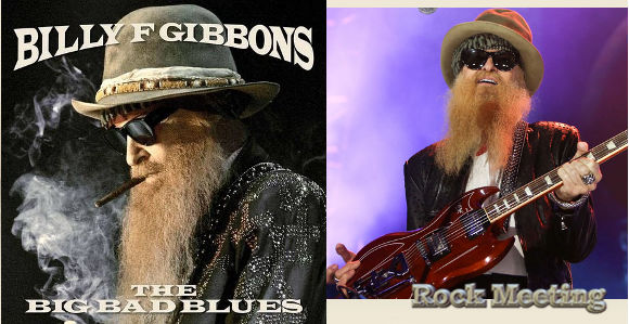 billy f gibbons the big bad blues nouvel album