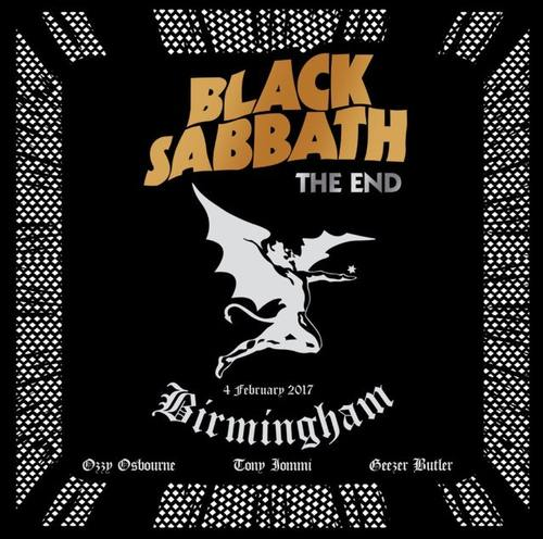 BLACK SABBATH The End (Live in Birmingham)