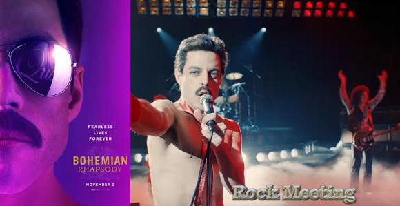 bohemian rhapsody queen le film