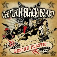 CAPTAIN BLACK BEARD Before Plastic