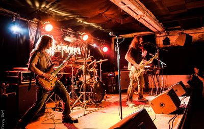 SEEDS OF MARY BERSERKERS FUZZY GRASS   Bordeaux Le Bootleg 23/09/2016