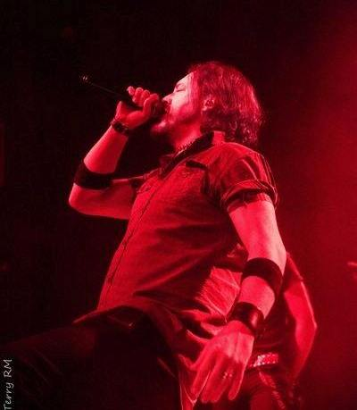 SYMPHONY X, MYRATH, MELTED SPACE Bordeaux - Roch School Barbey - 01/03/2015
