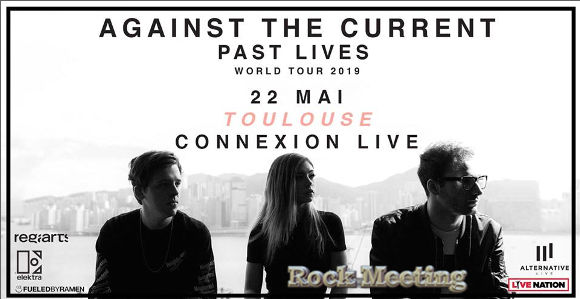 against the current toulouse connexion live 22 05 2019