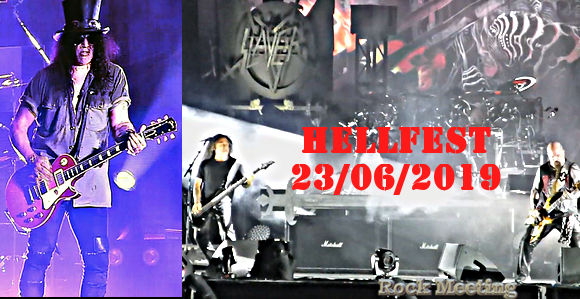 hellfest 2019 23 juin tool slayer slash lynyrd skynyrd anthrax stone temple pilots testament tesla phil anselmo clutch trivium blackberry smoke
