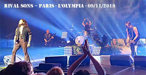 rival sons paris olympia 09 11 2019