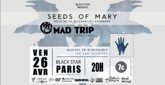 seeds of mary paris 26 04 19 festirock 05 07 19 festival 666 25 08 19 avec chris slade time line