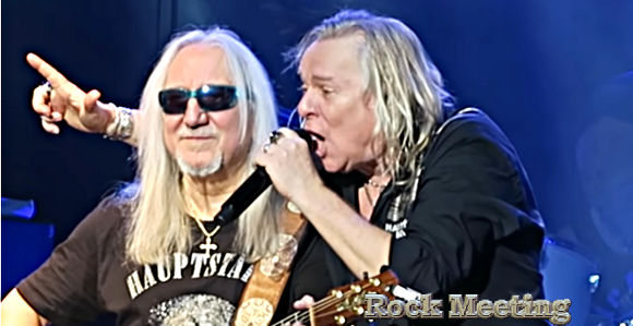 uriah heep paris la cigale 22 01 2019