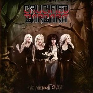 CRUCIFIED BARBARA The Midnight Chase