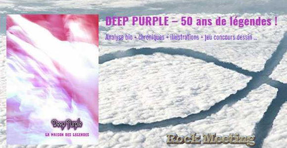 deep purple 50 ans la maison des legendes 1968 2018