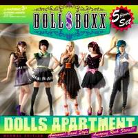 DOLL$BOXX Dolls Apartment