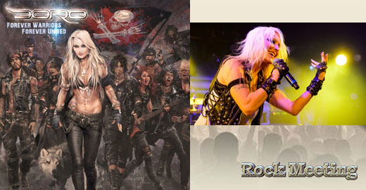 DORO Forever Warriors, Forever United
