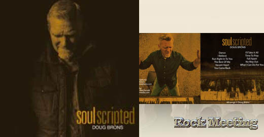 DOUG BRONS  Soulscripted