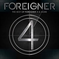 FOREIGNER The Best of Foreigner 4 & More
