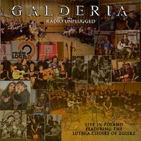 GALDERIA Radio Unplugged Live In Poland