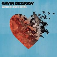 GAVIN DEGRAW  Something Worth Saving
