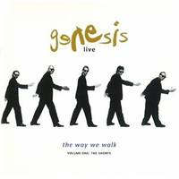 GENESIS The Way We Walk, Volume One: The Shorts