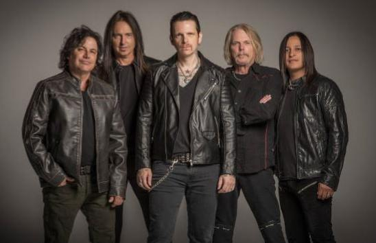 BLACK STAR RIDERS Heavy Fire