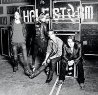 HALESTORM Into The Wild Life