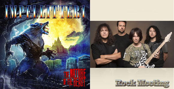 impellitteri the nature of the beast