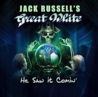 JACK RUSSELL'S GREAT WHITE
