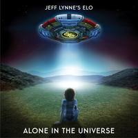 JEFF LYNNE's ELO   Alone In The Universe