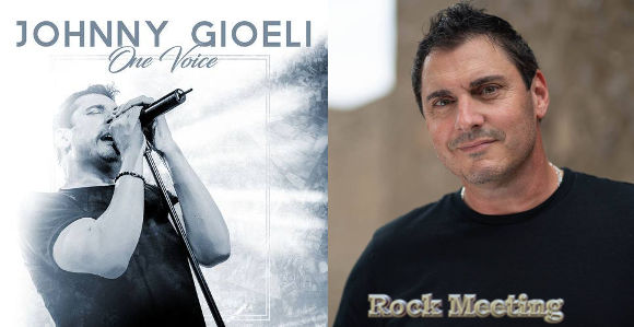 johnny gioeli one voice