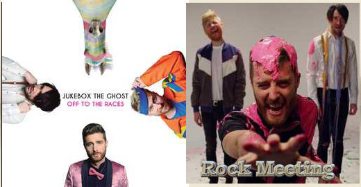 JUKEBOX THE GHOST  Off To The Races
