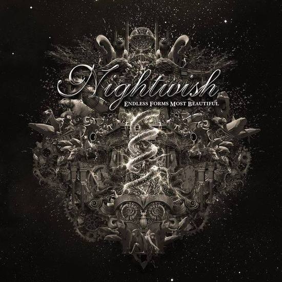 NIGHTWISH - Endless Forms Most Beautiful - Elan