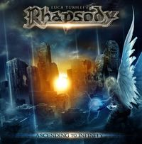 LUCA TURILLI'S RHAPSODY Ascending To Infinity