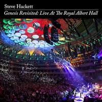STEVE HACKETT Genesis Revisited : Live At The Royal Albert Hall
